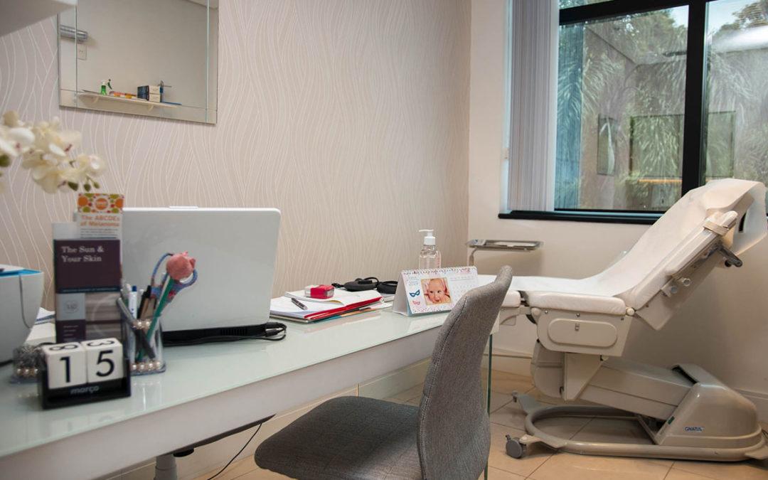 Pequenos procedimentos em consultório