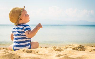 Checklist: O que levar para a praia com bebê